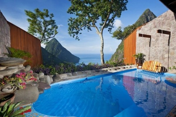 Ladera Resort – un loc magic si romantic in Caraibe