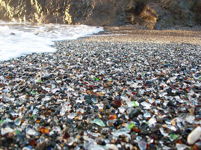 glass beach california fort bragg 2