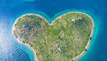 Zadar—Galesnjak-Island