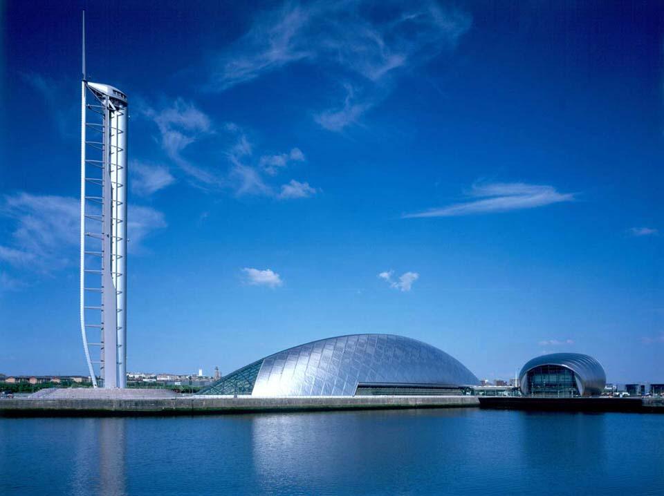 Glasgow – orasul cu care Scotia si Regatul Unit se mandresc !
