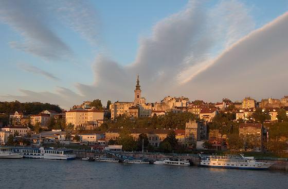 Hai sa exploram energicul Belgrad !