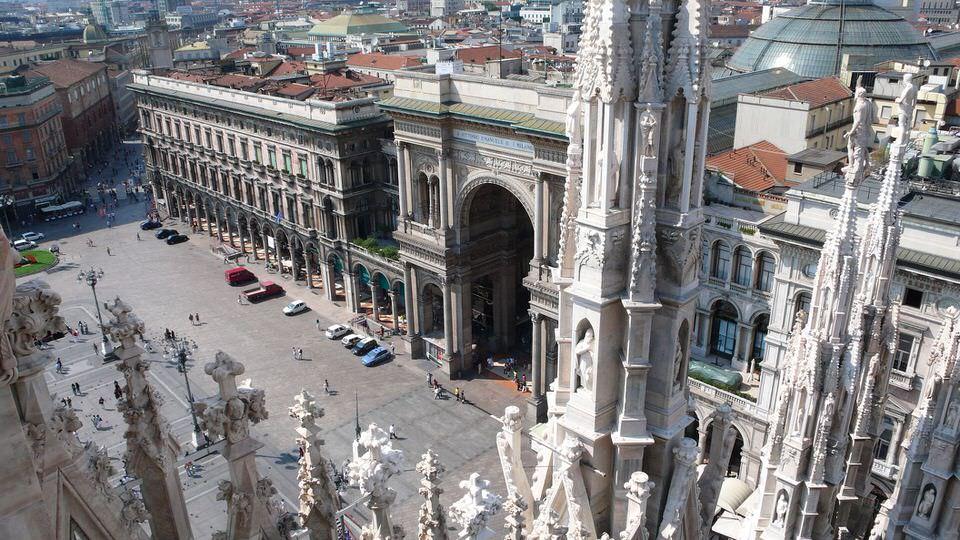 Milano: fashion, extravaganat, dar si istoric