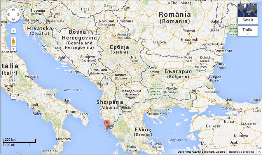 Corfu – prima alegere pentru vacanta ta !