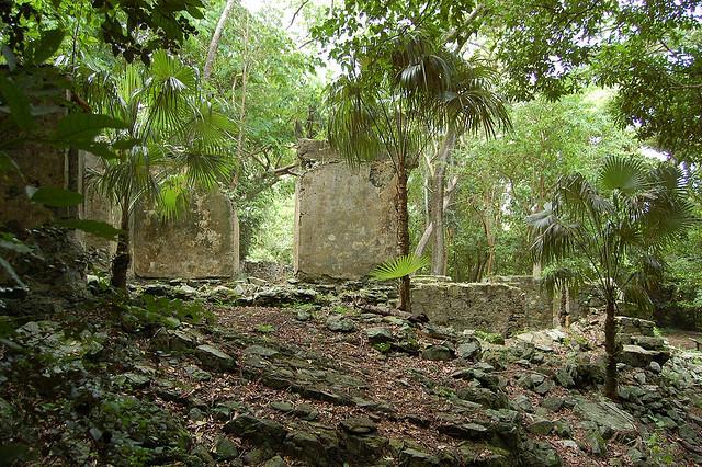 ruine mauritius