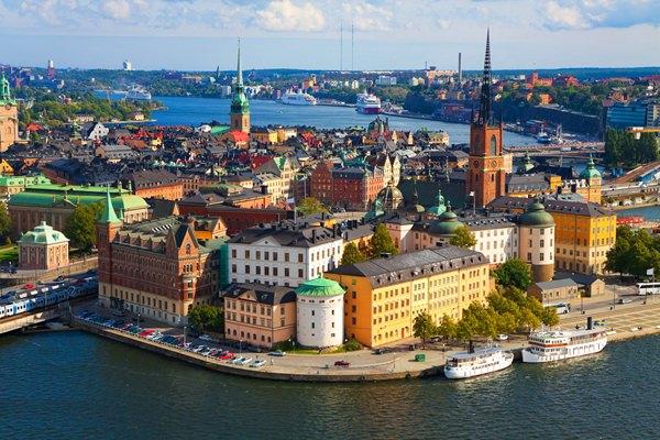 Stockholm – orasul cu primul Parc National din lume !