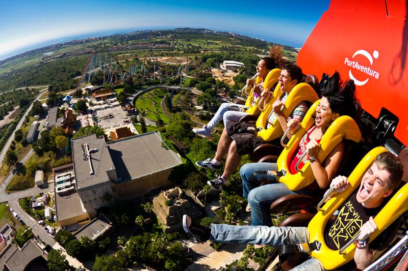 Top 10 cele mai cunoscute parcuri de distractii din Europa!