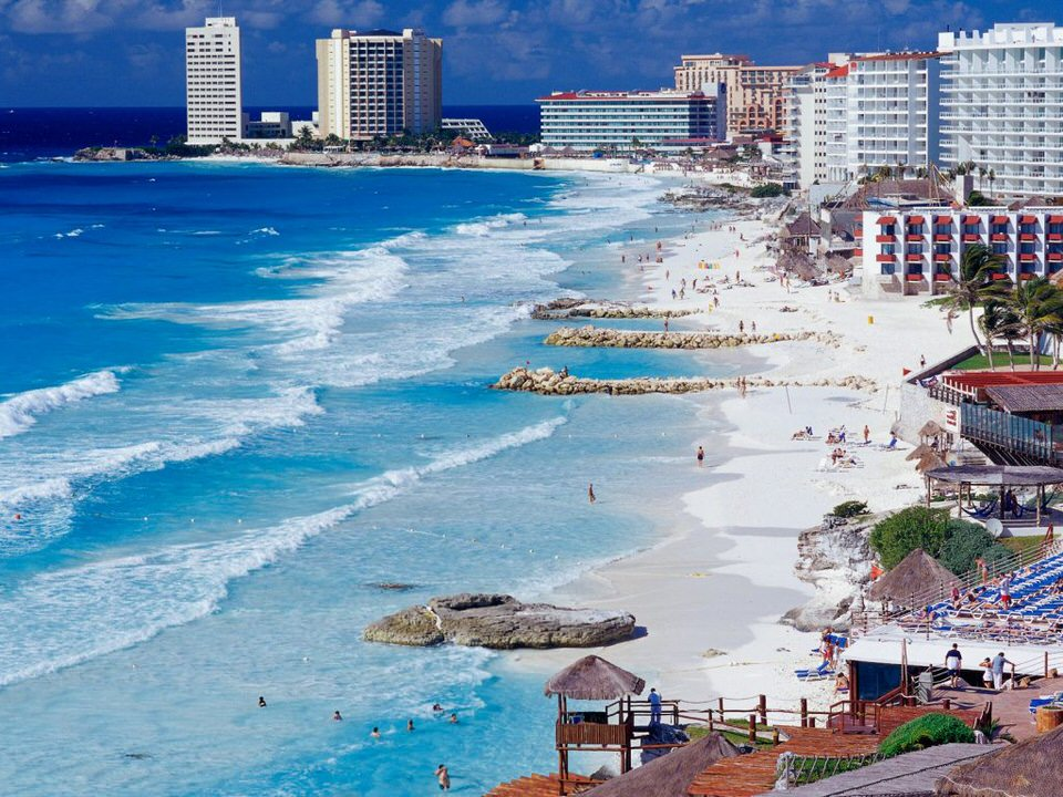 Cancun – destinatia ideala pentru un concediu unic !