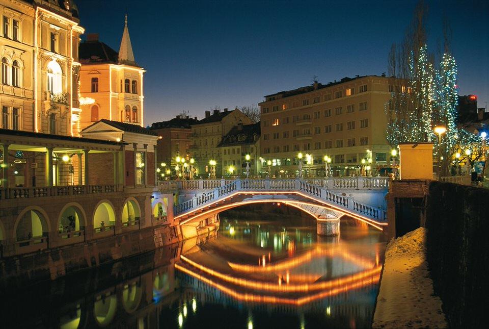Ljubljana – capitala cocheta si relaxanta a Europei !