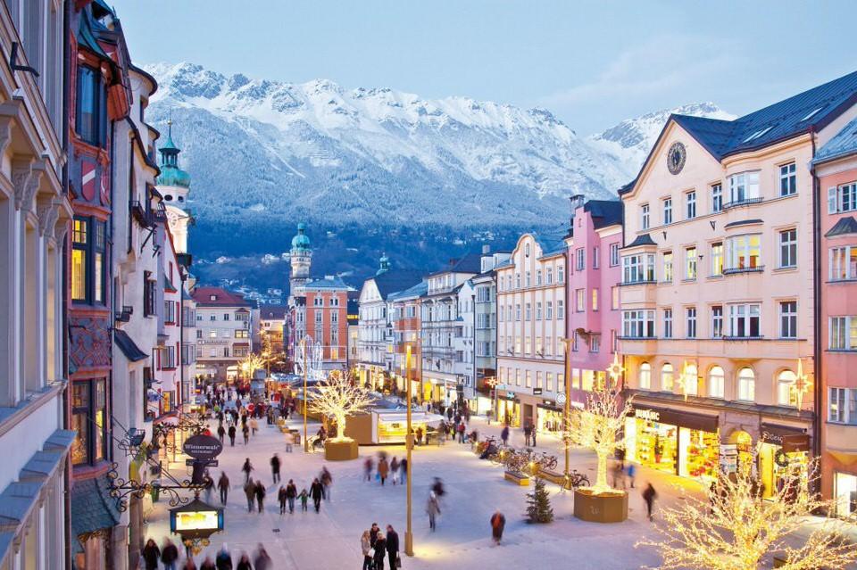 Hai sa petrecem de Revelion in… AUSTRIA !