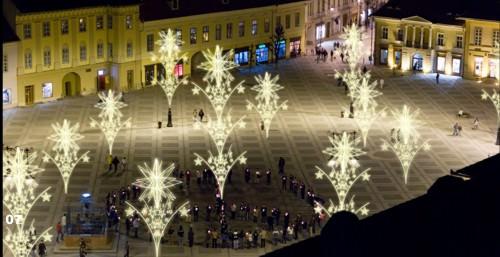 Revelion de 4* la Sibiu, un oras magic!
