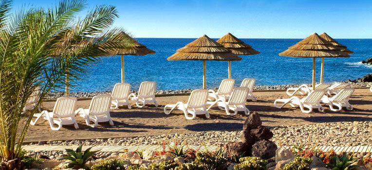 Un Revelion cu soare pe plaja din Tenerife