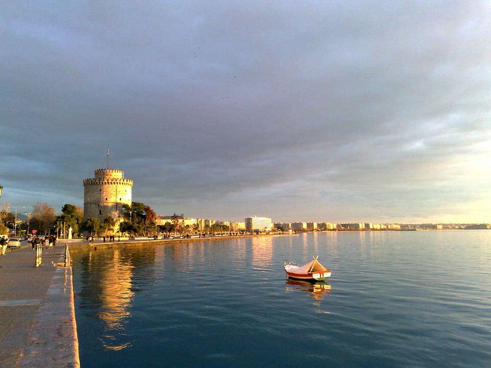 Salonic – mandria cosmopolita a Greciei