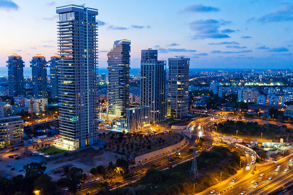 O excursie in Tel Aviv pentru cei care iubesc plaja !