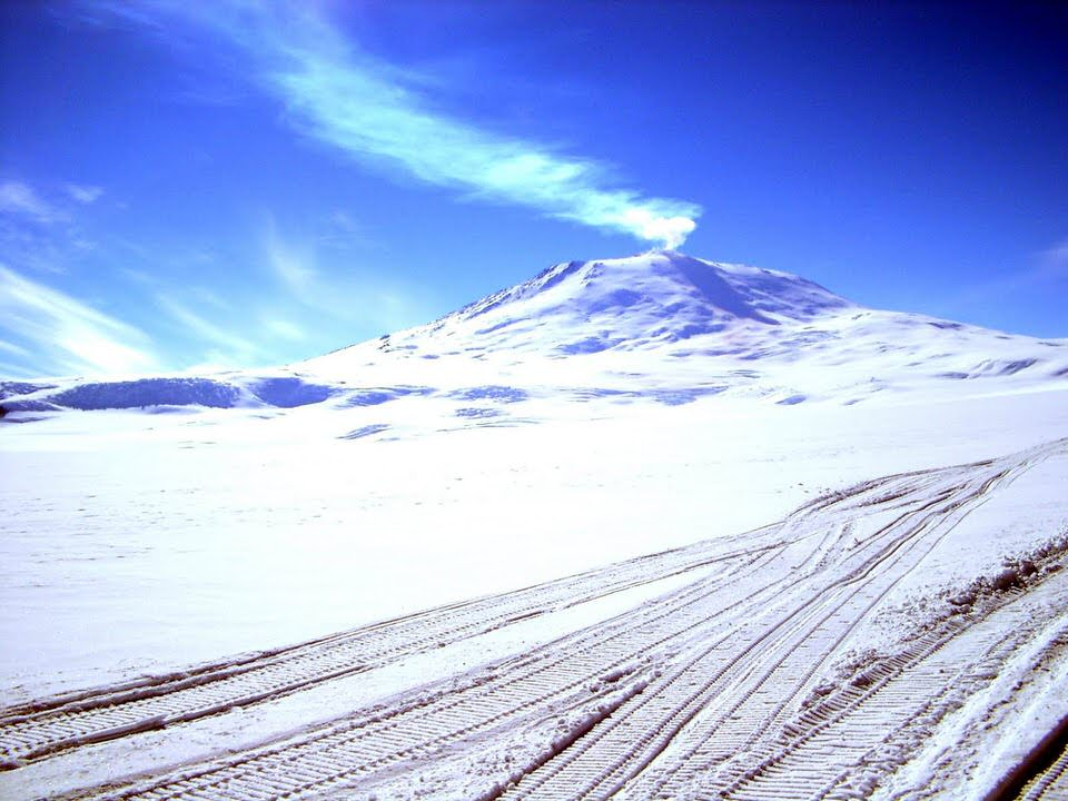 Erebus-antartica