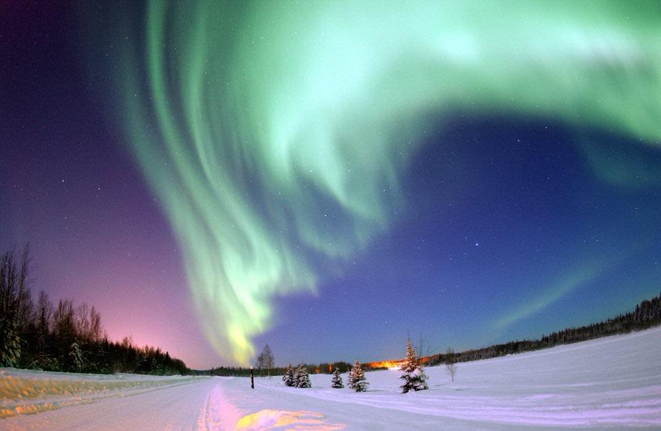 Groenlanda-aurora