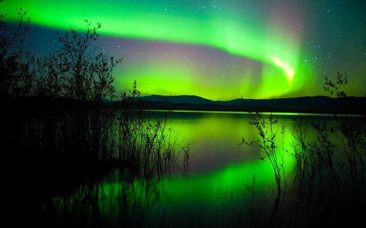 Norvegia-aurora