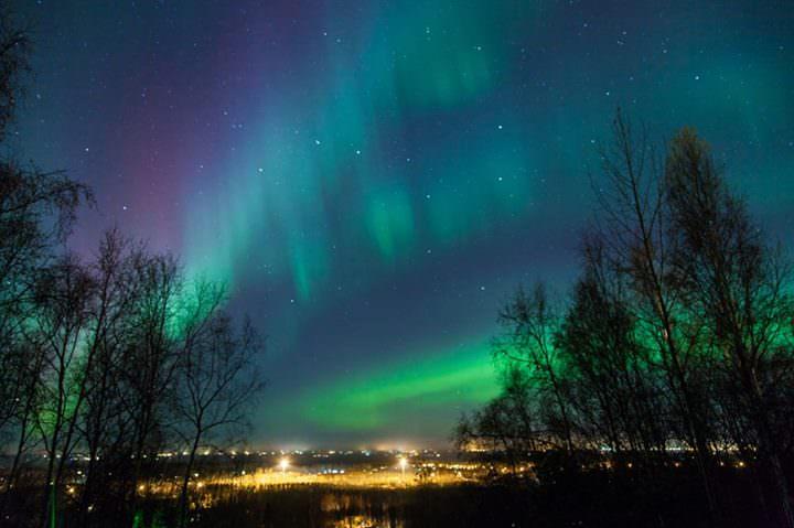Top 5 destinatii turistice pentru a vedea Aurora Boreala in splendoarea ei