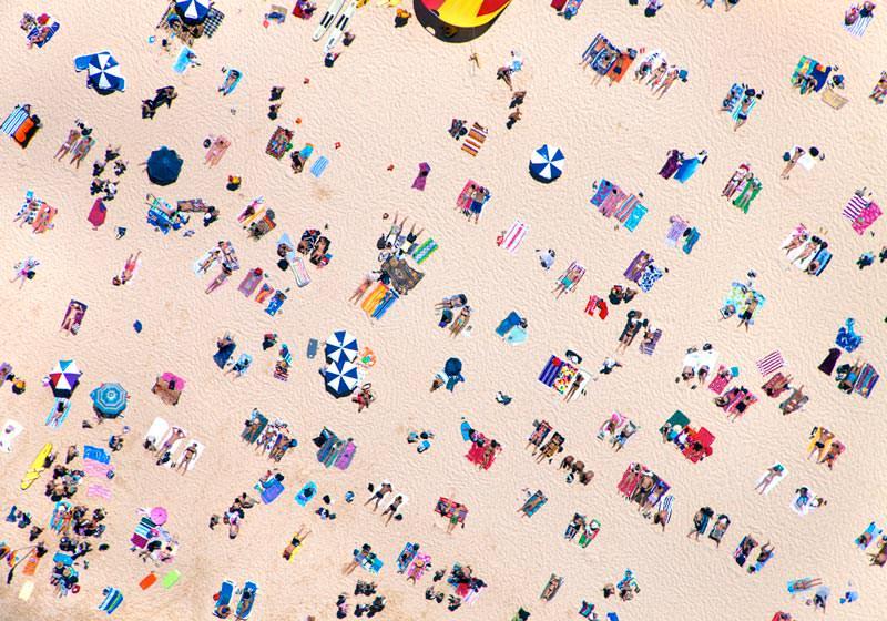Plaje fotografiate din avion – oaza de diversitate si cultura
