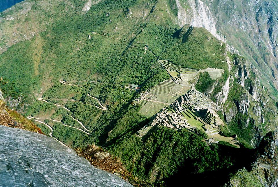 Machu Picchu – una din noile 7 minuni ale lumii