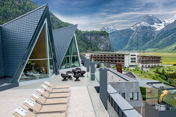 Aqua Dome Resort Thermal Austria Tirol (11)