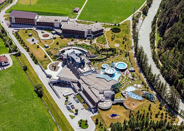 Aqua Dome Resort Thermal Austria Tirol (13)