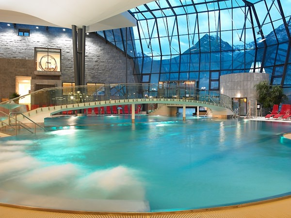 Aqua Dome Resort Thermal Austria Tirol (2)