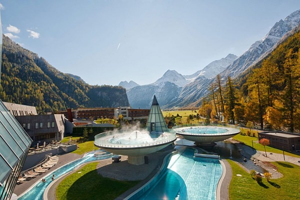 Aqua Dome Resort Thermal Austria Tirol (5)