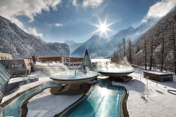 Aqua Dome Resort Thermal Austria Tirol (6)