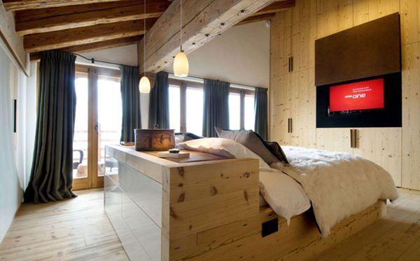 cabana Chalet Dent Blanche (1)