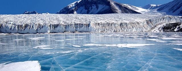 Antarctica – un tinut rece si plin de mistere
