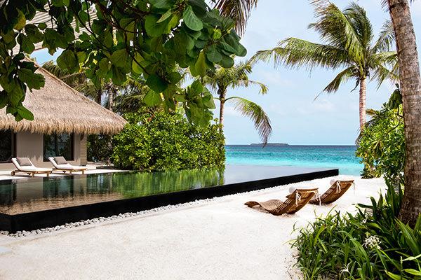 Resortul Cheval Blanc Randheli, Maldive – locatia perfecta pentru indragostiti!