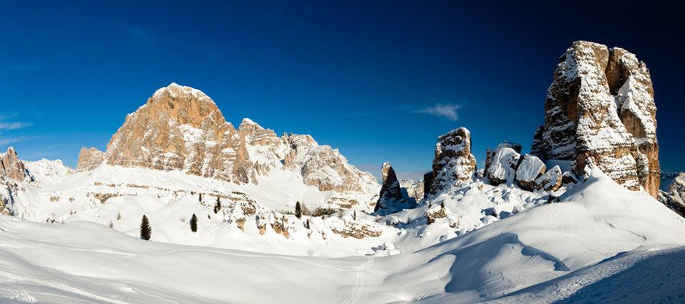 Cele mai cautate statiuni de ski din Italia