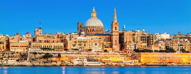 Valletta – orasul cu iz cavaleresc al Maltei !