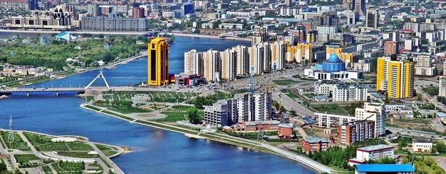 Astana, capitala Kazahstanului – orasul viitorului !