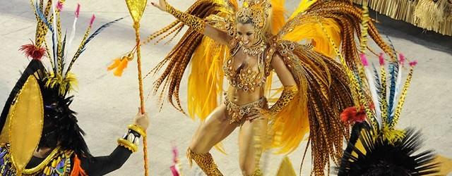 In cateva zile va incepe Carnavalul de la Rio !