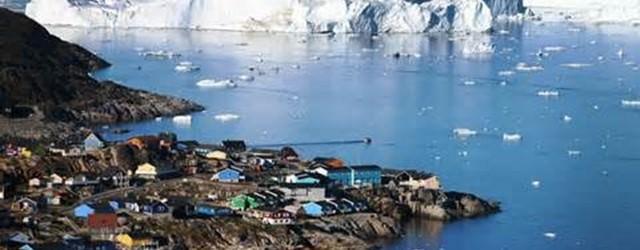 Groenlanda sau locul in care se unesc doua lumi !