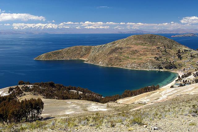 lacul titicaca