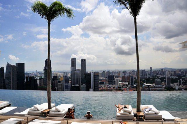 Marina-Bay-Sands-Singapore locurile frumoase