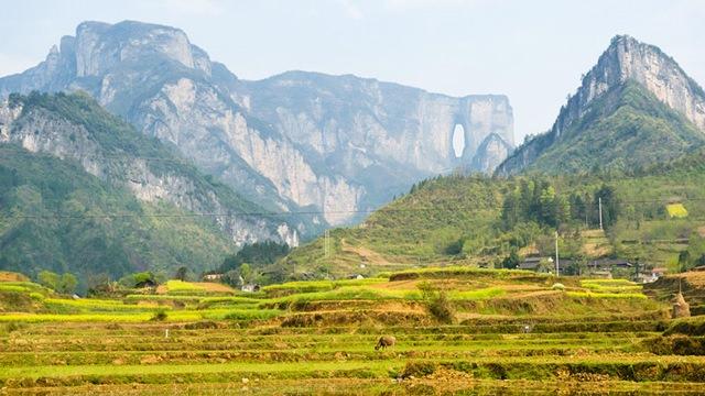 Tianmen-Mountain-China locurile frumoase