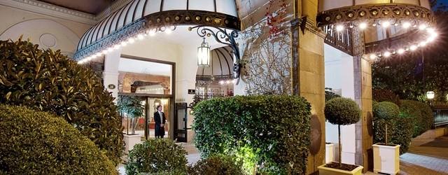 Aldrovandi Villa Borghese 5*- rafinament in centrul Romei!