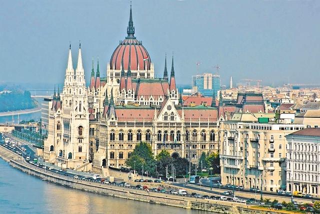 destinatii turistice budapesta