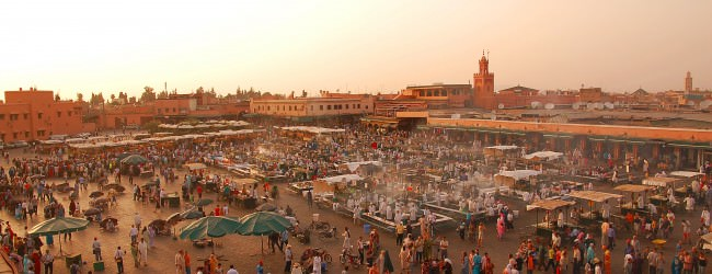 5 motive sa vizitati Marrakesh