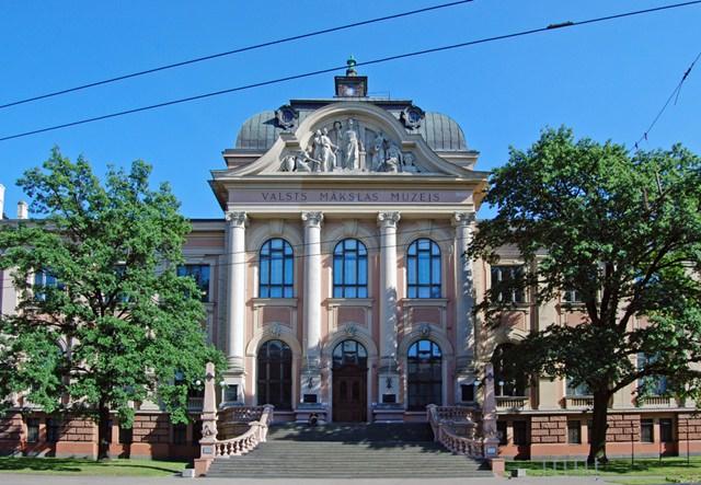 muzeul de arta riga