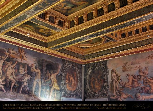 Palazzo Vecchio – cel mai important obiectiv turistic din Florenta