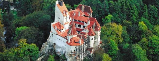 Castelul Bran, un obiectiv turistic important in zona Brasovului
