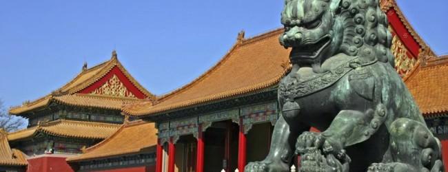 Orasul Interzis, cel mai important obiectiv turistic in Beijing.