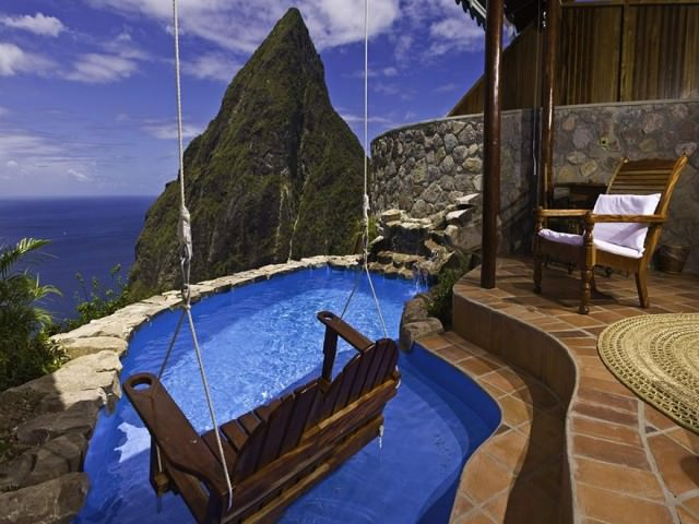 01 - 1 Ladera Resort St Lucia