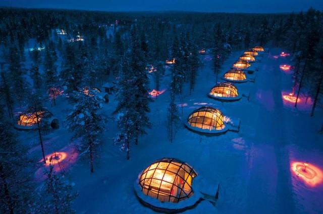 09 - 5 Hotel Kakslauttanen Finland