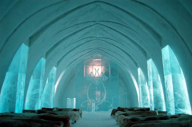 14 - 7 Icehotel Jukkasjrvi Sweden