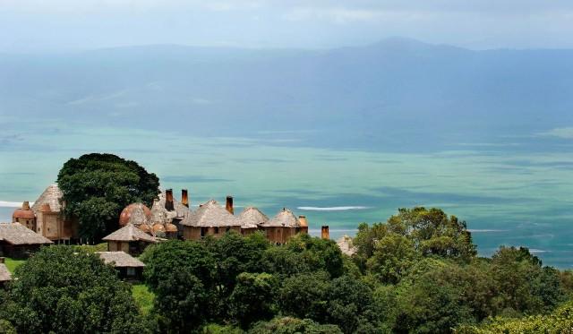 47 - 23 Ngorongoro Crater Lodge Tanzania